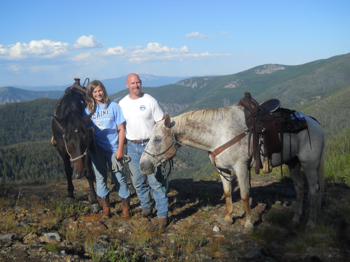 Best Montana Horseback Riding