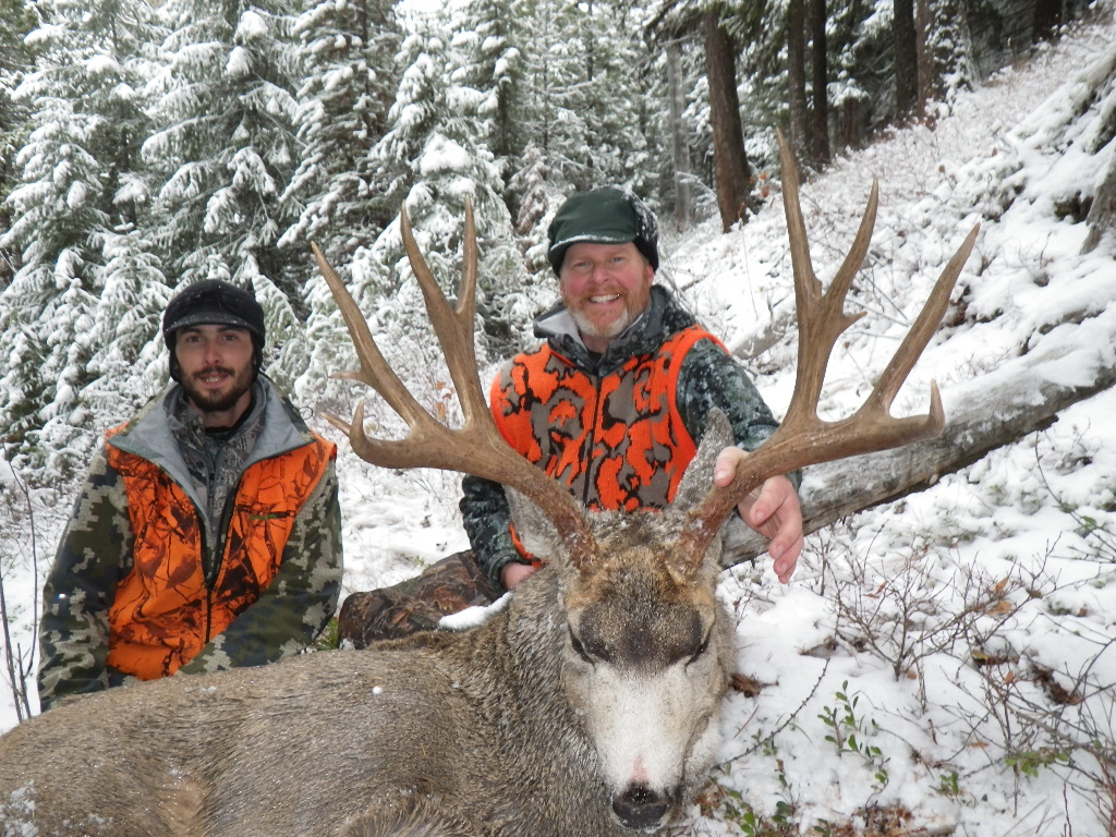 Best Montana Mule Deer Hunts