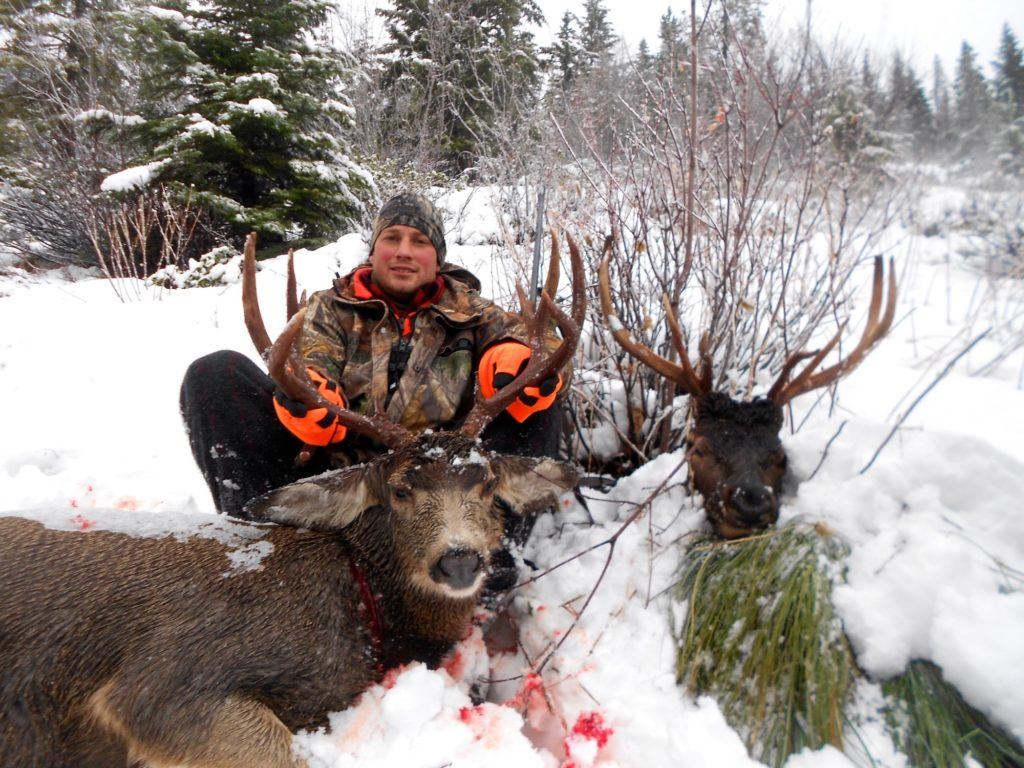 Mule Deer Guided Hunts, Rifle Archery Mule Deer Hunting